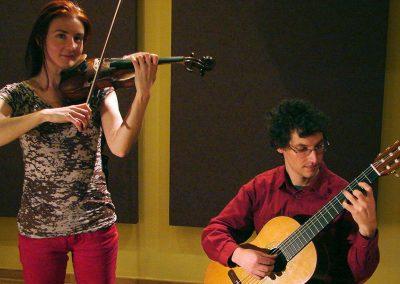 Lyrical String Duo