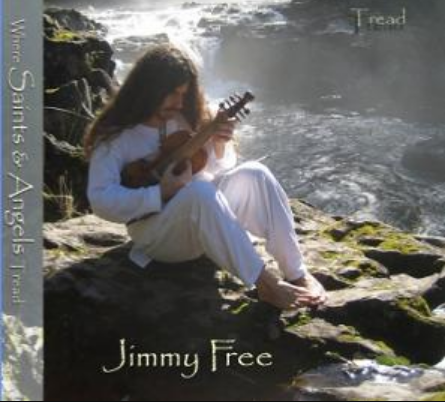 Jimmy Free and his 7-string violin